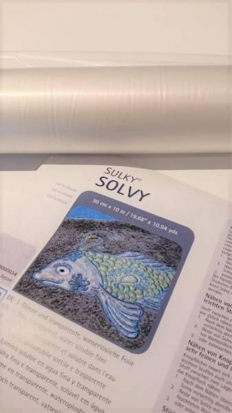 Bilde av Sulky Solvy transparent og vannløselig