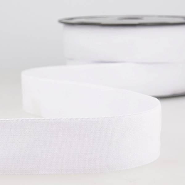 Bilde av Boxerstrikk 3cm, hvit