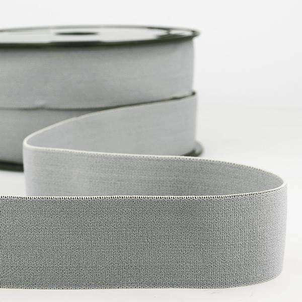 Bilde av Boxerstrikk 3cm, grå