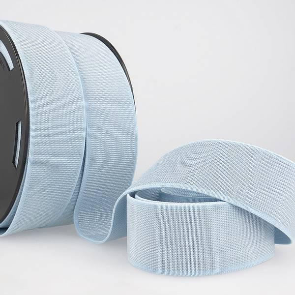 Bilde av Metallstrikk  4cm, lys blå