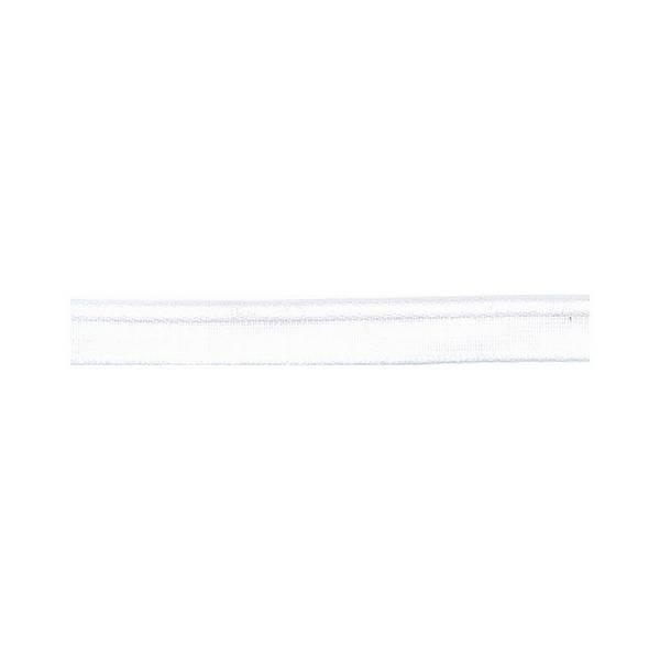 Bilde av Bisebånd med stretch, naturhvit