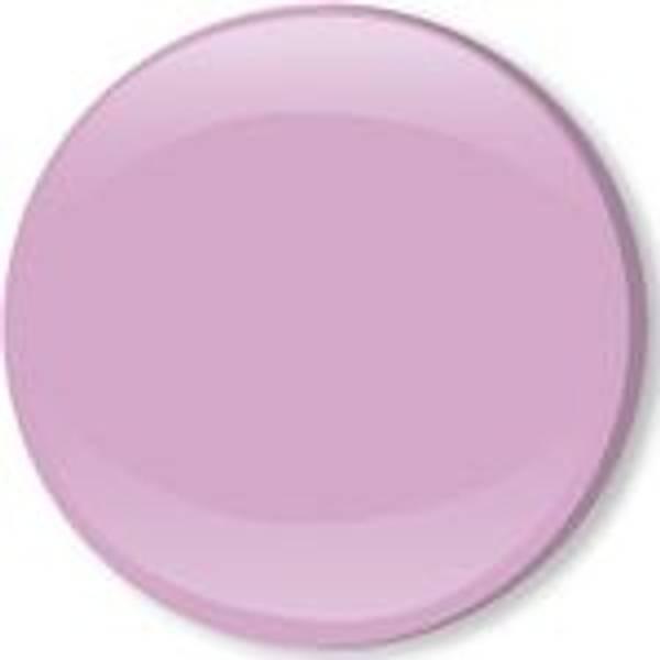 Bilde av Metalltrykknapper m/kappe lys rosa