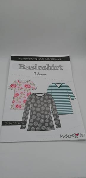 Bilde av Fadenkäfer basicshirt til dame