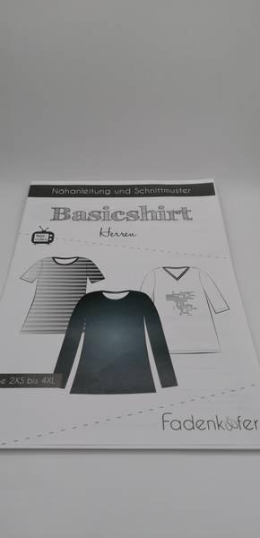 Bilde av Fadenkäfer - basicshirt for herrer
