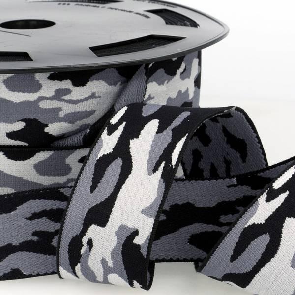 Bilde av Boxerstrikk, 3,8cm army grå