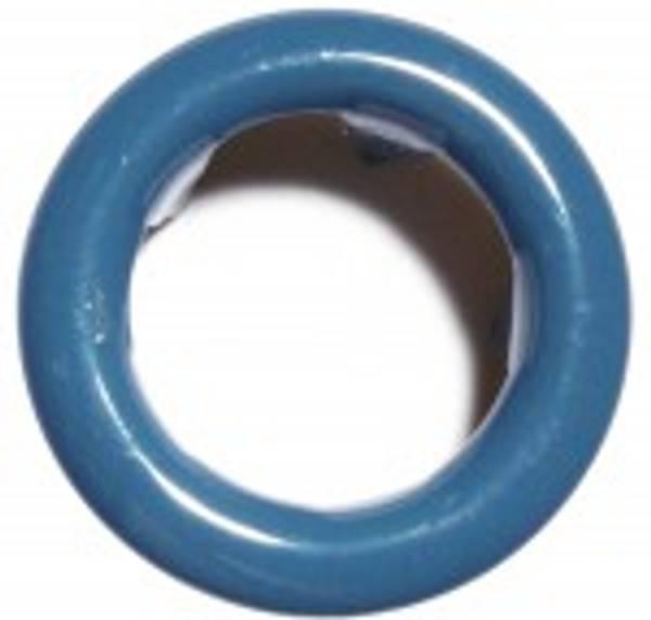 Bilde av Metalltrykknapper jeansblå