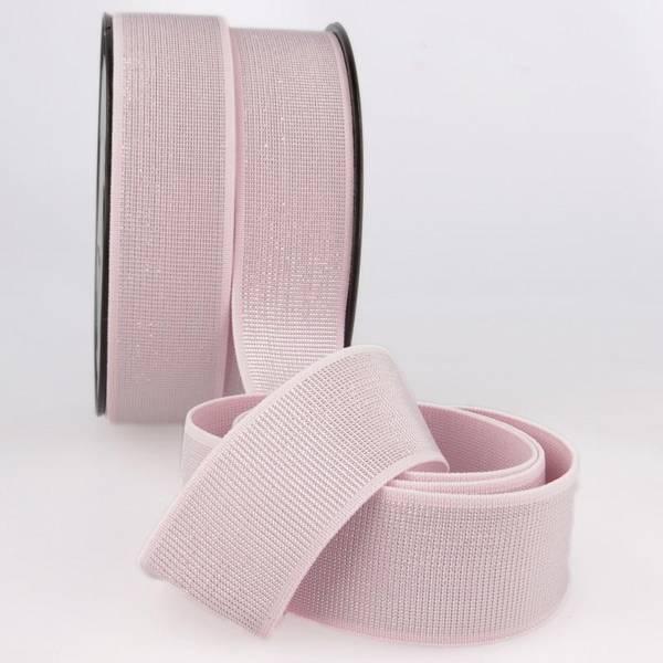 Bilde av Metallstrikk  4cm, lys rosa