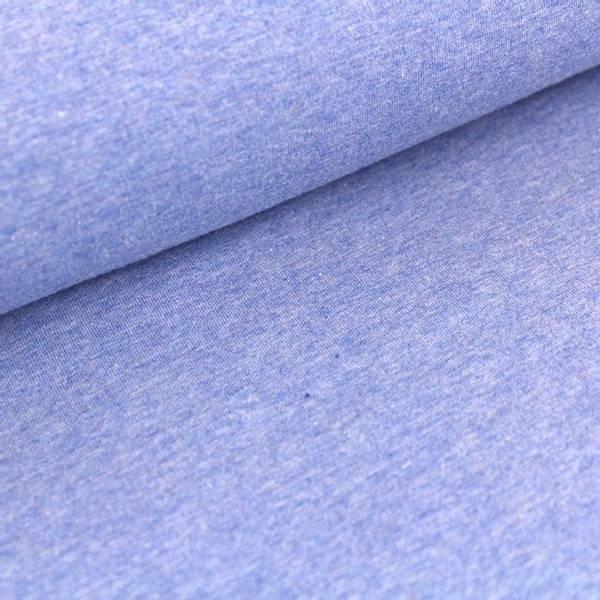 Bilde av Økologisk jersey, martinique (blåmelert)