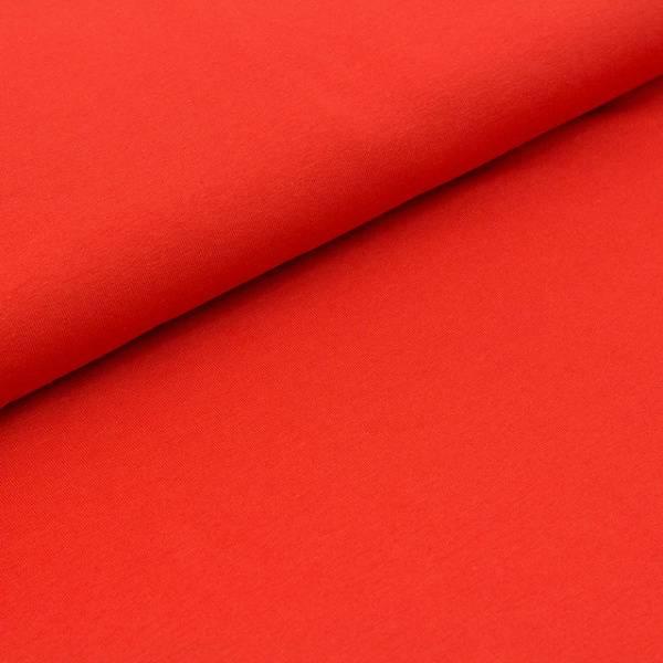 Bilde av Økologisk jersey, tomatrød