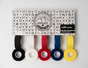 Bilde av Ropeless Tape 2.5cm x 10m Refil Box - 10 pack