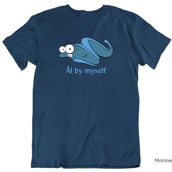 Bilde av Ål By Myself T-skjorte