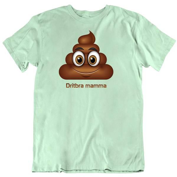 Bilde av Dritbra Mamma T-skjorte Unisex