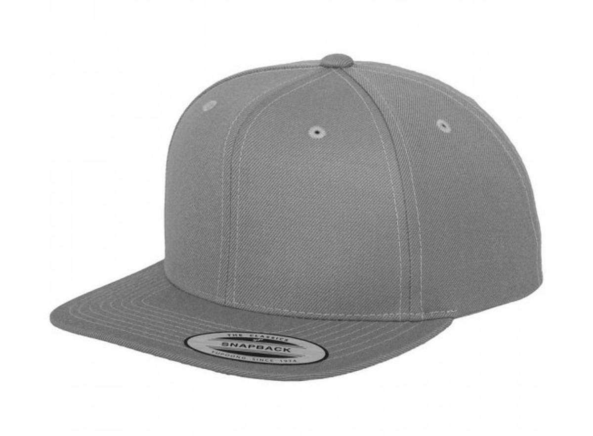 Caps med trykk - Yupoong Snapback 6089M
