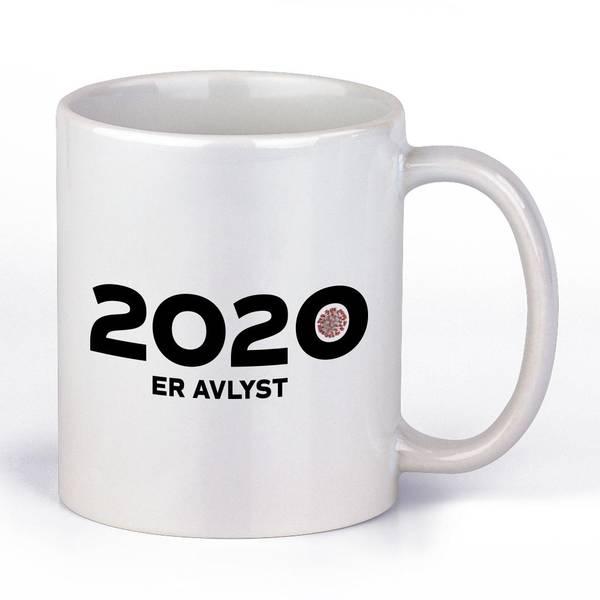 Bilde av 2020 er Avlyst Kaffekopp