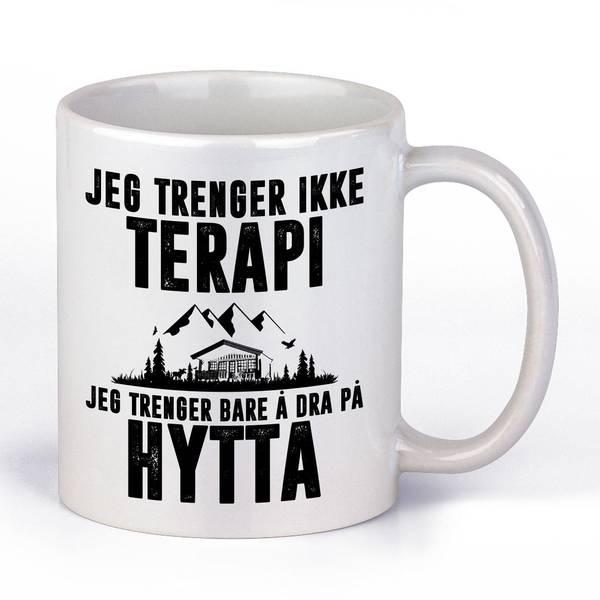 Bilde av Terapi Hytta Kaffekopp