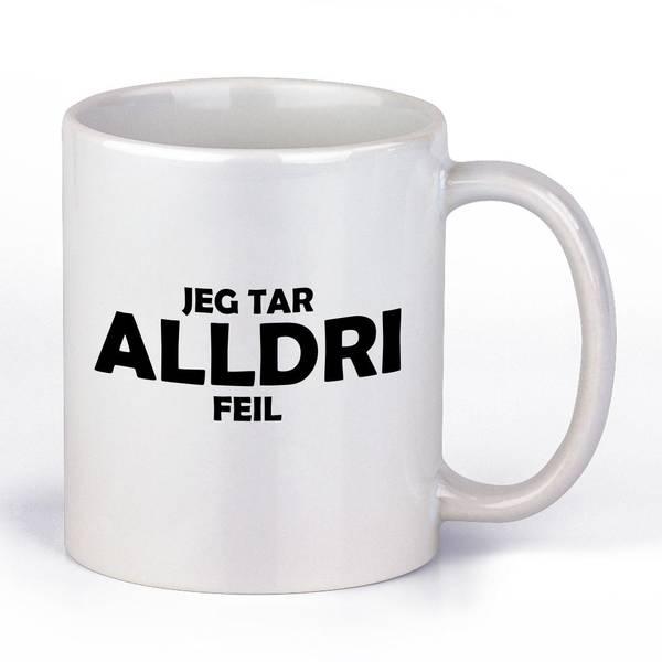 Bilde av Alldri Kaffekopp