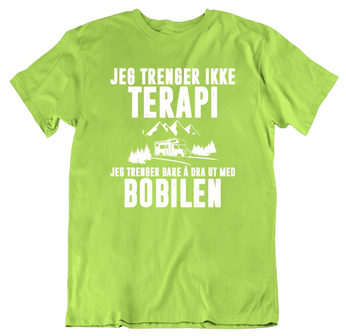 Terapi Bobilen T-skjorte