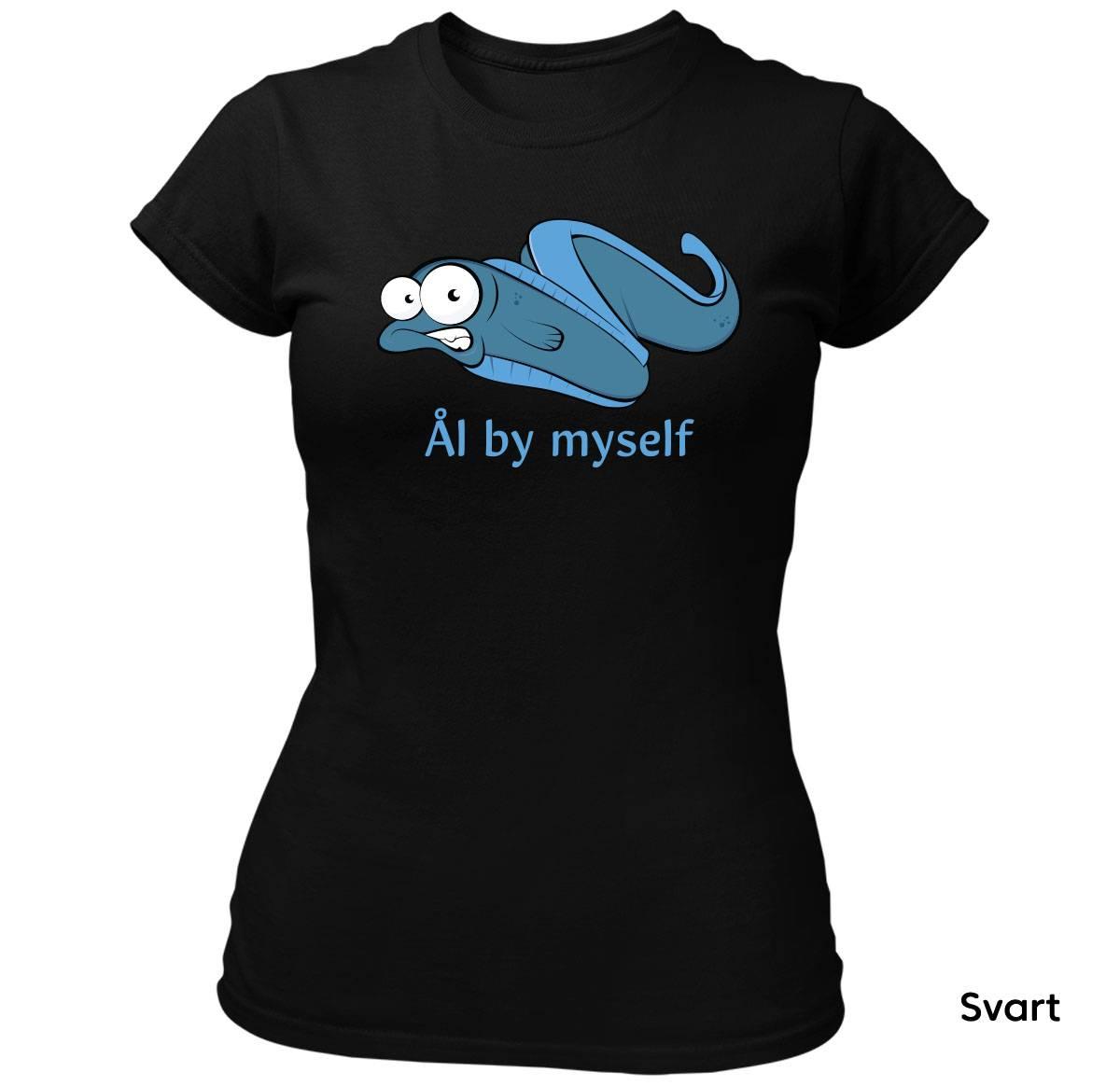 Ål By Myself T-skjorte DAME
