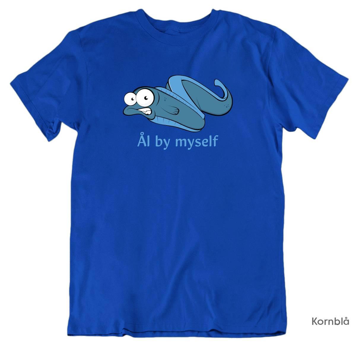 Ål By Myself T-skjorte