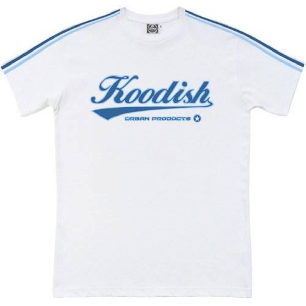 Koodish T-skjorte - Logo Blue