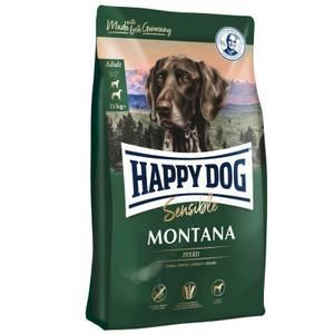 Bilde av Happy Dog Montana, Hest & Potet. 10 kg