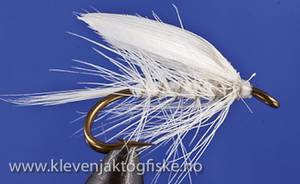 Bilde av White Moth Ørret DK