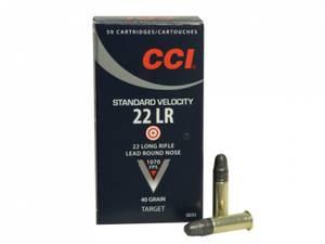 Bilde av CCI Std Classic kal 22 LR 50pk