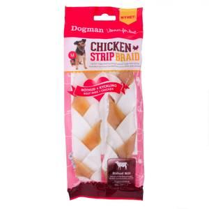 Bilde av Chicken Strip Braid 2-pack M 17,5 cm