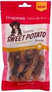 Bilde av Sweet Potato Snack m/kylling 80g