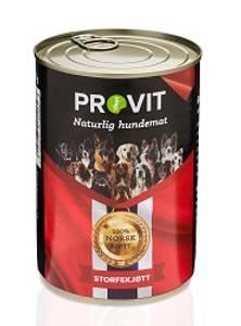 Bilde av Provit Go`biten Storfe på boks 400 g
