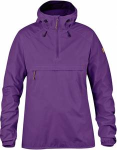 Bilde av Fjällräven High Coast Wind Anorakk Women Purple