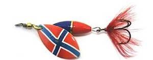 Bilde av MyranWipp Norsk Flagg 10g