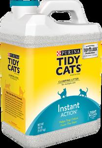 Bilde av Tidy Cats Instant Action Kattesand 9,07 kg