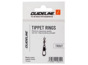 Bilde av Guideline GL Tippet Rings - 2mm/12kg