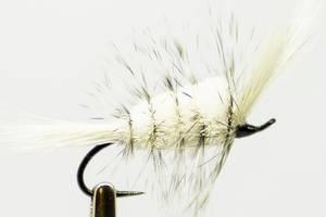 Bilde av Bomber White Tørrflue