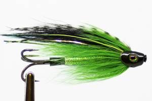 Bilde av Sun Ray Shadow Fish Skull Tube Green