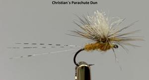 Bilde av Christian`s Parachute Dun