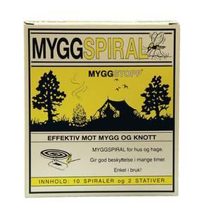 Bilde av MyggStopp Myggspiral