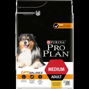 Bilde av PURINA® PRO PLAN® Medium Adult kylling 3kg