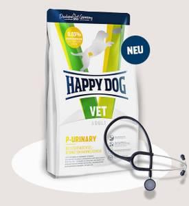 Bilde av Happy Dog Vet P-Urinary 4Kg
