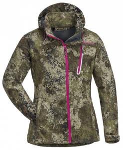 Bilde av Pinewood Camo Stretch Shell Jakt Dame