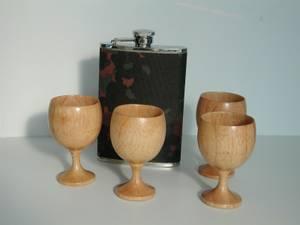 Bilde av Eagle Products 4 pk Drammeglass
