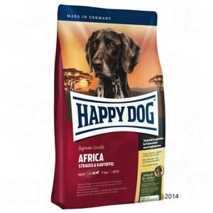 Bilde av Happy Dog Africa, Afrikansk Struts & Potet 12,5