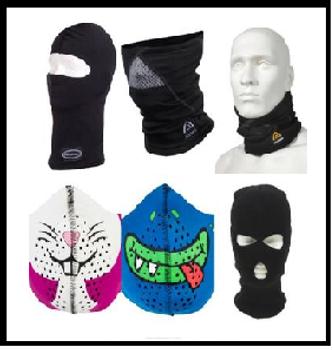 Ansiktsmasker & Balaclava