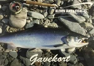 Bilde av Gavekort Kleven Jakt & Fiske