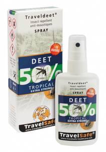 Bilde av Tropical Insektspray 50% DEET