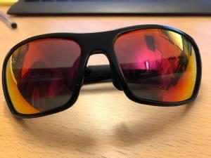 Bilde av Mustad brille m/brunt glass