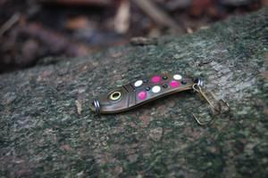 Bilde av Spinn Craft 10g Rosa/Hvit UV