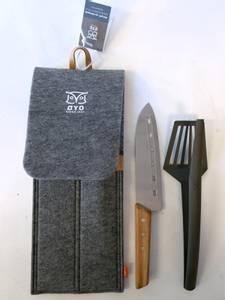 Bilde av Øyo Duo grill-og stekespade i filtmappe