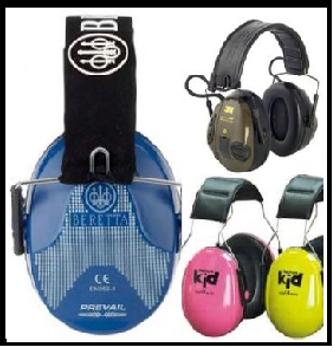 Hørselvern/Skytebriller
